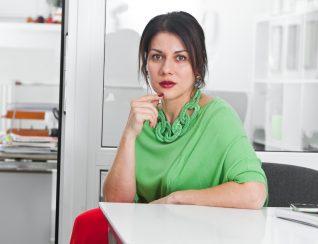 """I think, that any crisis is an impetus for development"", – Natalia Tyshchenko"